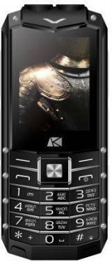 Мобильный телефон ARK Power F2 черный