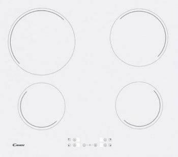 Варочная поверхность Candy CH64CCW белый (33801794)