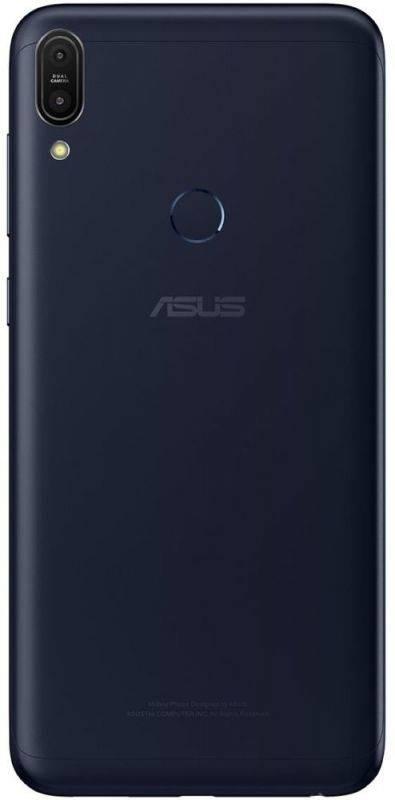 Смартфон Asus ZenFone Max Pro M1 ZB602KL 32ГБ черный (90AX00T1-M00050) - фото 3