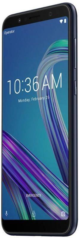 Смартфон Asus ZenFone Max Pro M1 ZB602KL 32ГБ черный (90AX00T1-M00050) - фото 4