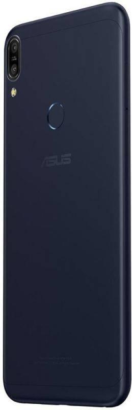 Смартфон Asus ZenFone Max Pro M1 ZB602KL 32ГБ черный (90AX00T1-M00050) - фото 6