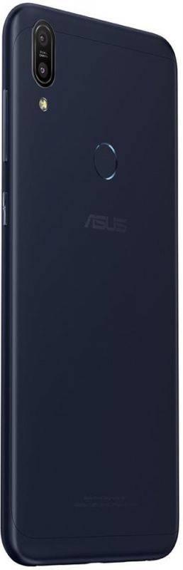 Смартфон Asus ZenFone Max Pro M1 ZB602KL 32ГБ черный (90AX00T1-M00050) - фото 7