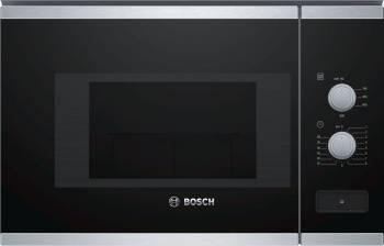 Встраиваемая микроволновая печь Bosch BFL520MS0 черный