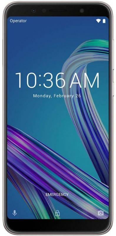 Смартфон Asus ZenFone Max Pro M1 ZB602KL 64ГБ серебристый (90AX00T2-M00080) - фото 2