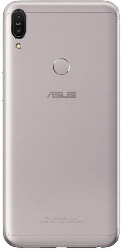 Смартфон Asus ZenFone Max Pro M1 ZB602KL 64ГБ серебристый (90AX00T2-M00080) - фото 3