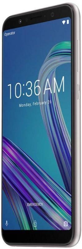 Смартфон Asus ZenFone Max Pro M1 ZB602KL 64ГБ серебристый (90AX00T2-M00080) - фото 4