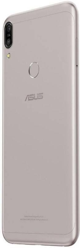 Смартфон Asus ZenFone Max Pro M1 ZB602KL 64ГБ серебристый (90AX00T2-M00080) - фото 6