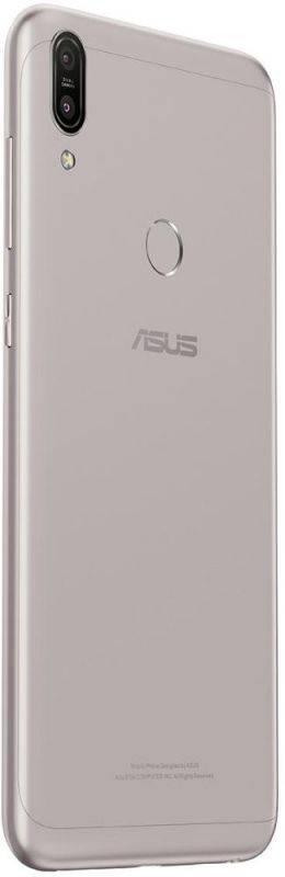 Смартфон Asus ZenFone Max Pro M1 ZB602KL 64ГБ серебристый (90AX00T2-M00080) - фото 7