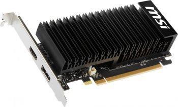 Видеокарта MSI GeForce GT 1030 2048 МБ (GT 1030 2GHD4 LP OC)