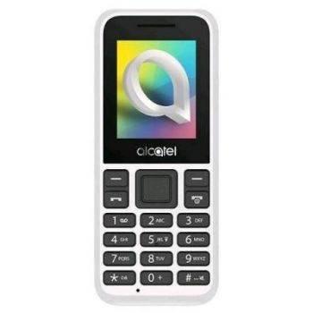 Мобильный телефон Alcatel 1066D белый (1066D-2BALRU1)
