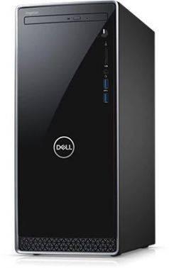 Компьютер Dell Vostro 3670 черный (3670-3117)
