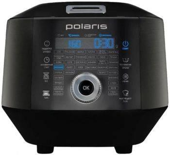 Мультиварка Polaris EVO 0447DS черный