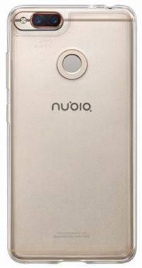 Чехол Nubia, для Nubia Z17 Mini, прозрачный