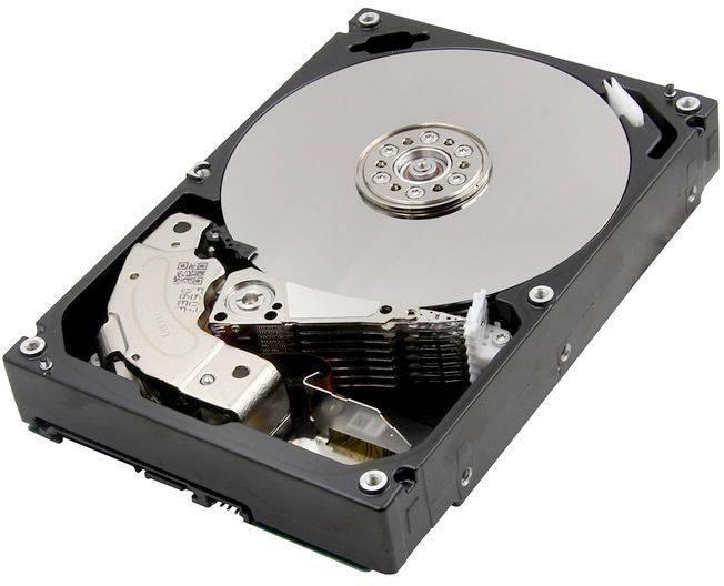 Жесткий диск 10Tb Toshiba Enterprise Capacity MG06ACA10TE SATA-III - фото 1