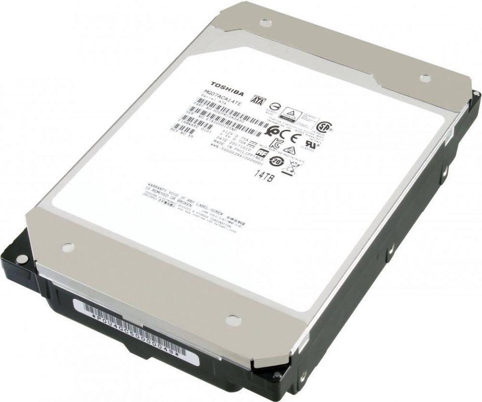 Жесткий диск 14Tb Toshiba Enterprise Capacity MG07ACA14TE SATA-III - фото 1