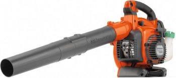 Воздуходувка-пылесос Husqvarna 125 BVx серый/оранжевый (9527156-45)