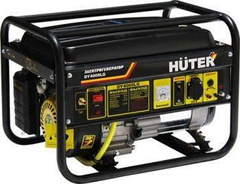 Генератор Huter DY4000LG (64/1/31)