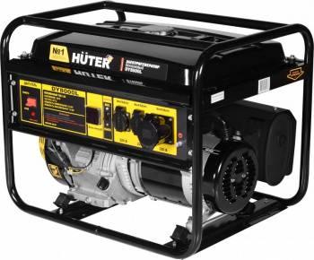 Генератор Huter DY8000L (64/1/33)