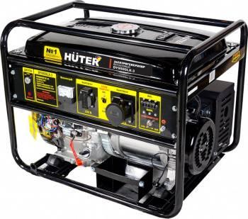 Генератор Huter DY9500LX-3 (64/1/41)