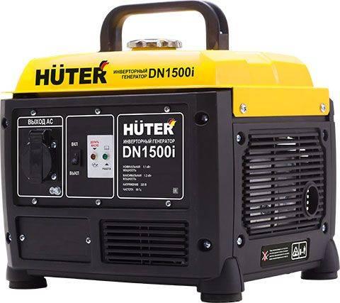 Генератор Huter DN1500i (64/10/4) - фото 1