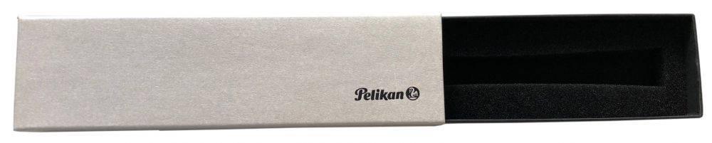 Ручка шариковая Pelikan Jazz Classic серый (PL807005) - фото 2