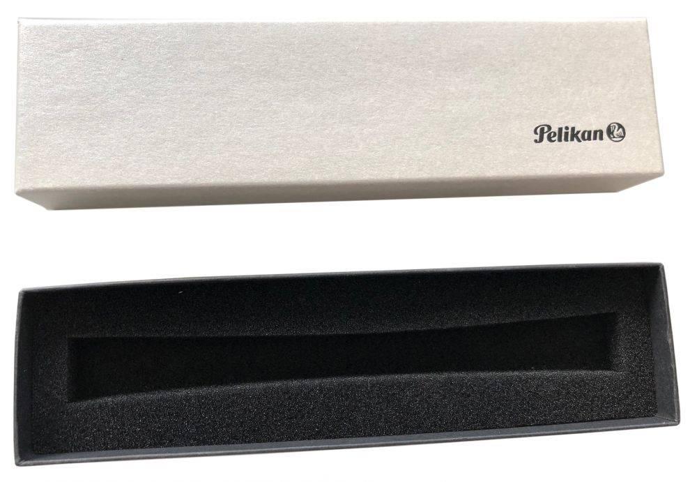 Ручка шариковая Pelikan Jazz Classic серый (PL807005) - фото 3