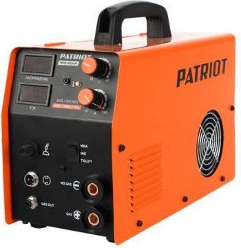 Сварочный аппарат Patriot WMA 185ALM (605301860)