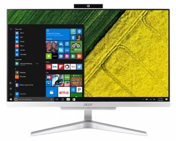 """Моноблок 21.5"""" Acer Aspire C22-865 серебристый (DQ.BBRER.002)"""