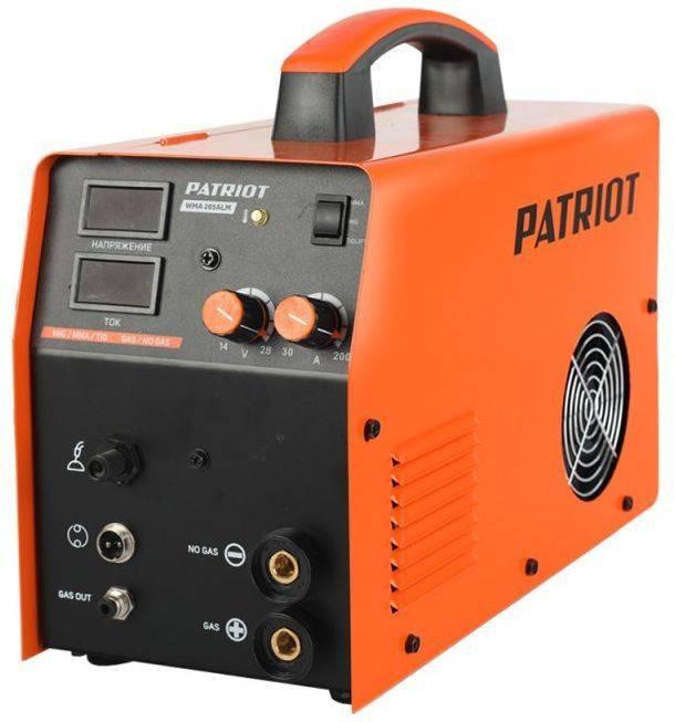 Сварочный аппарат Patriot WMA 205ALM (605301865) - фото 1