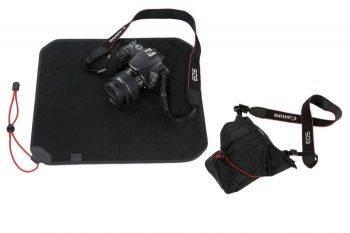 Защитная ткань для зеркальных камер Canon PC-E2 черный (2394C001)