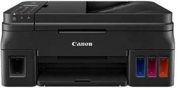 МФУ Canon Pixma G4410 черный (2316C009)