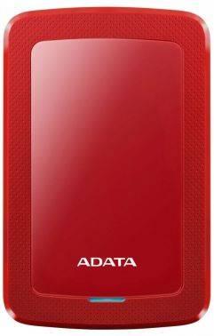 Внешний жесткий диск 4Tb A-Data HV300 красный USB 3.0 (AHV300-4TU31-CRD)