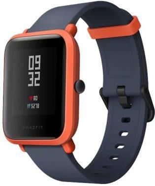 Смарт-часы XIAOMI Amazfit Bip оранжевый (UYG4022RT)