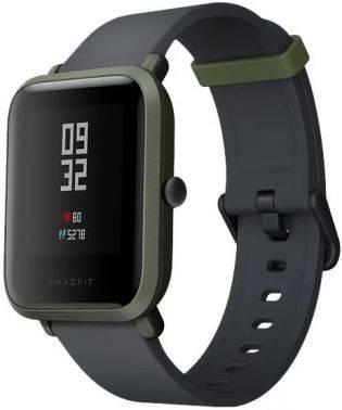 Смарт-часы XIAOMI Amazfit Bip зеленый (UYG4023RT)
