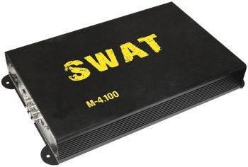 Автомобильный усилитель Swat M-4.100