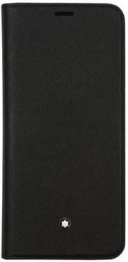 Чехол Samsung Montblanc Sartorial, для Samsung Galaxy S9+, черный (GP-G965MBCFAAA)