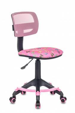 Кресло детское Бюрократ CH-299-F розовый (CH-299-F/PK/FLIPFLOP)