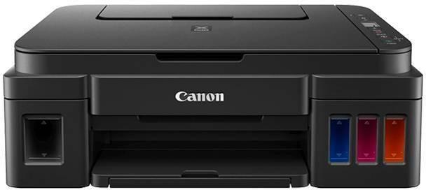 МФУ Canon Pixma G2411 черный (2313C025) - фото 1