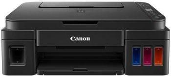 МФУ Canon Pixma G3411 черный (2315C025)