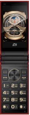 Мобильный телефон ARK Benefit V2 красный
