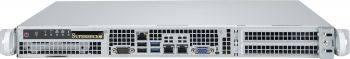 Корпус SuperMicro CSE-515-505 500 Вт серебристый (CSE-515-505)