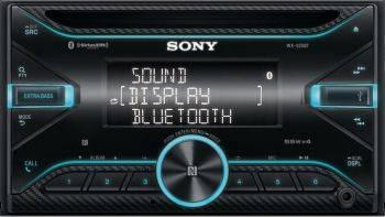 Автомагнитола Sony WX-920BT (WX920BT.EUR)