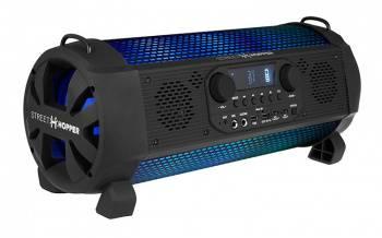 Магнитола Soundstream Hooper SH-6P черный (000031070)