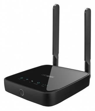 Интернет-центр Alcatel HH40V черный (hh40v-2аalru1-1)