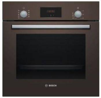 Духовой шкаф электрический Bosch HBF114BL0R коричневый