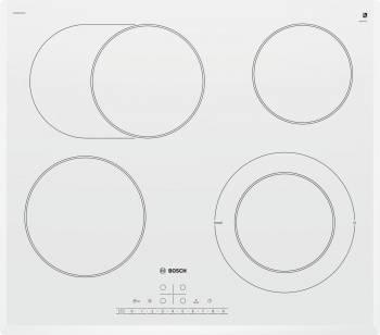 Варочная поверхность Bosch PKN652FP1E белый