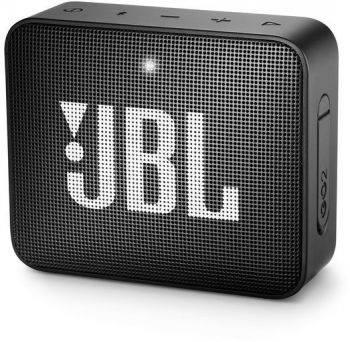 Колонка портативная JBL GO 2 черный (JBLGO2BLK)