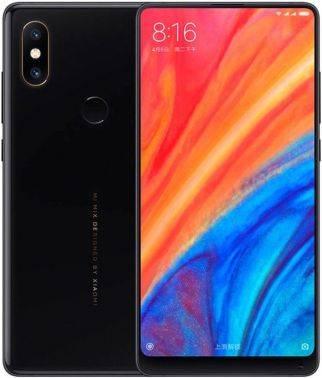 Смартфон Xiaomi Mi MIX2S 128ГБ черный (MI MIX 2S 128GB)