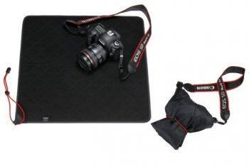 Защитная ткань для зеркальных камер Canon PC-E1 черный (1883C001)