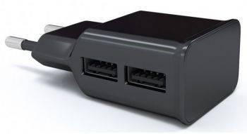 Сетевое зар./устр. Redline NT-2A черный (УТ000009404)